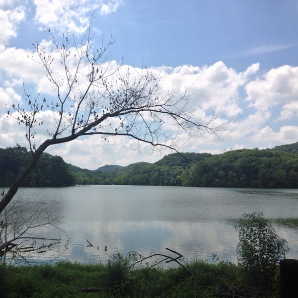 Photo taken at Radnor Lake State Park by Stephen W. on 7/25/2013