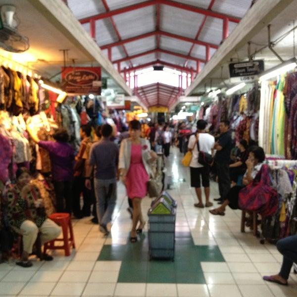 Pasar Beringharjo  Market
