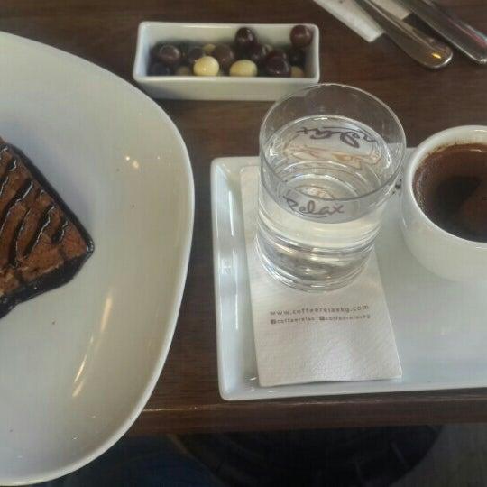 Снимок сделан в Coffee Relax пользователем Işık B. 7/29/2015