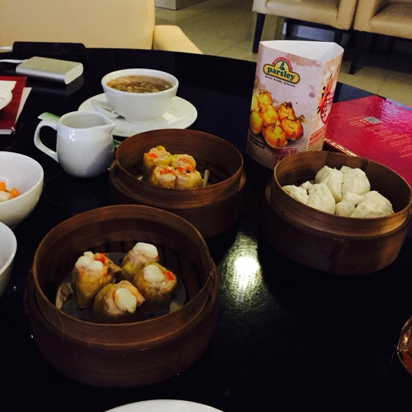 The dim sums are hot and awesome. Definitely one of the best there is in Yogyakarta.