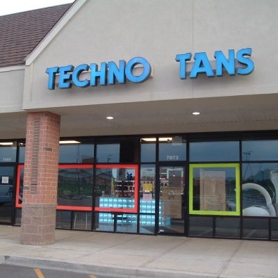 Photo taken at Techno Tans by Techno Tans on 9/16/2013