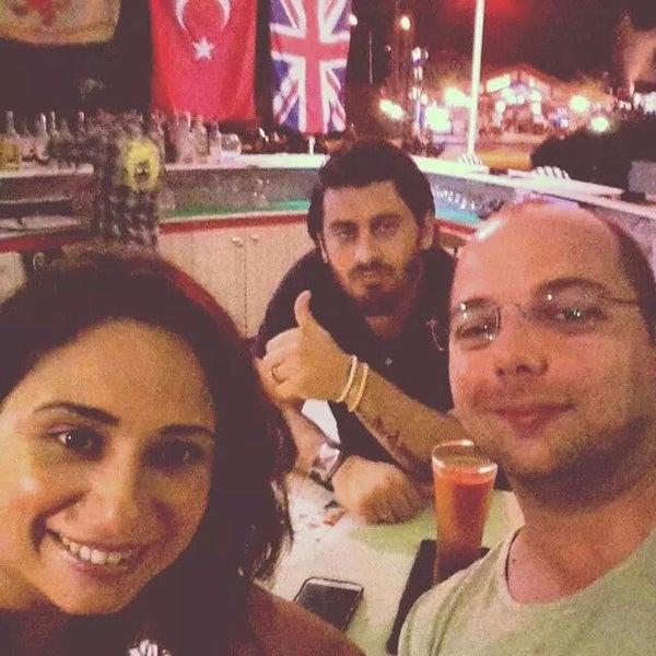 Photo taken at Ant La Vela Bar by Tanel Ü. on 7/14/2014