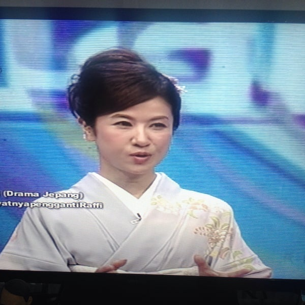 Photo taken at Studio 4 RCTI by Lucky N. on 2/19/2016