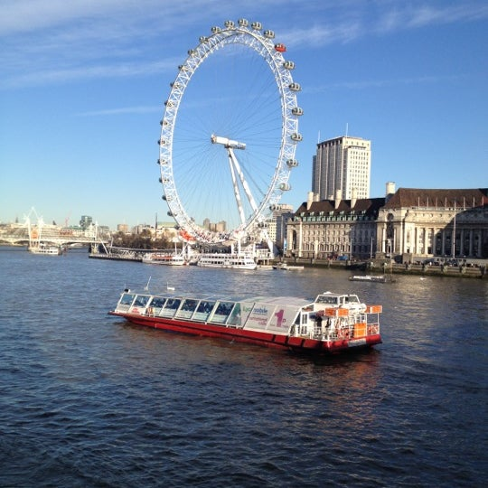 London Eye River Cruise  10 Tips