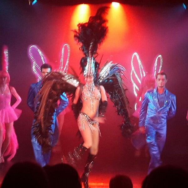 Снимок сделан в Театр-кабаре на Коломенской/ The Private Theatre and Cabaret пользователем Maria A. 12/16/2014