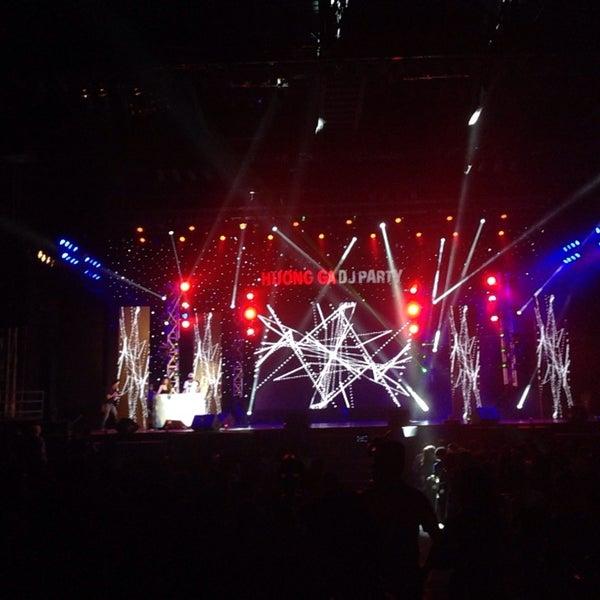 Photo taken at Trung tâm Ca nhạc Lan Anh by Tran N. on 11/18/2014