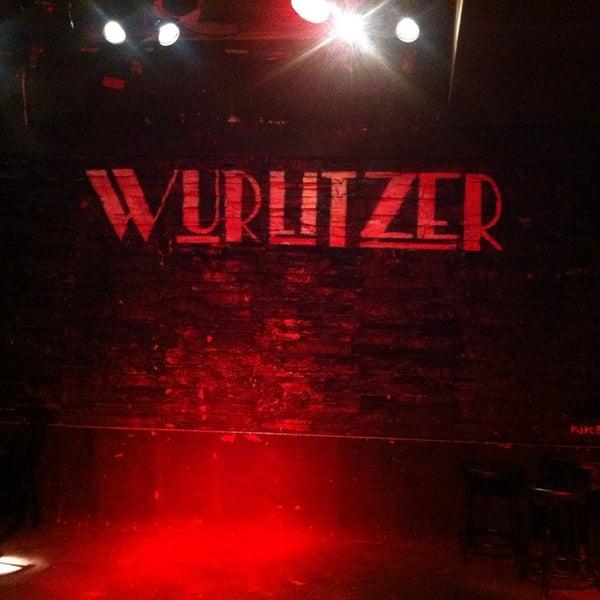 Foto tomada en Wurlitzer Ballroom por Carlos Elipe (Chilipe) I. el 8/8/2015
