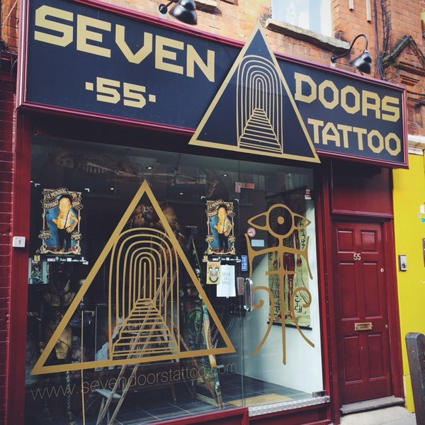 Photo taken at Seven Doors Tattoo by diegoxmarquez on 3/5/2014 & Photos at Seven Doors Tattoo - Spitalfields and Banglatown ... pezcame.com
