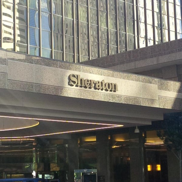 Photo taken at Sheraton Denver Downtown Hotel by Nikita M. on 9/30/2013