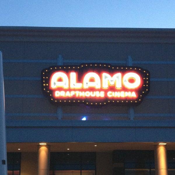 Photo taken at Alamo Drafthouse One Loudoun by Kevin D. on 5/3/2013