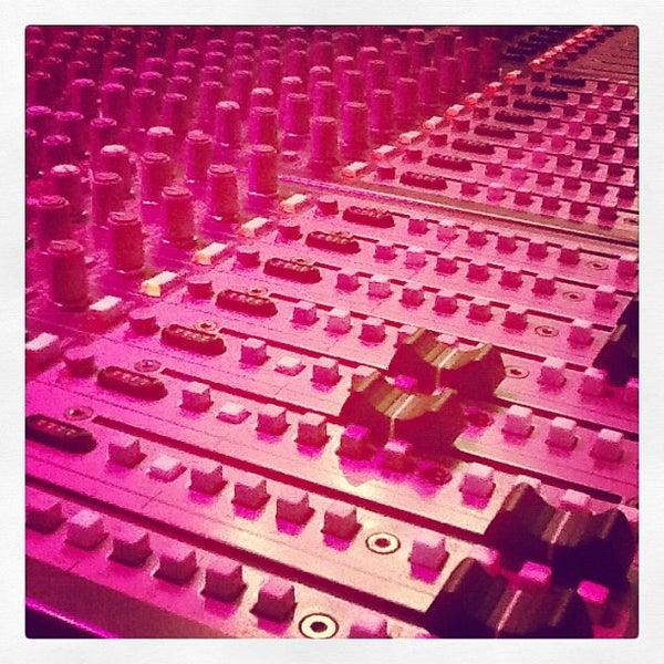 Photo taken at La Sala Rossa by DJ Shane O. on 10/13/2012