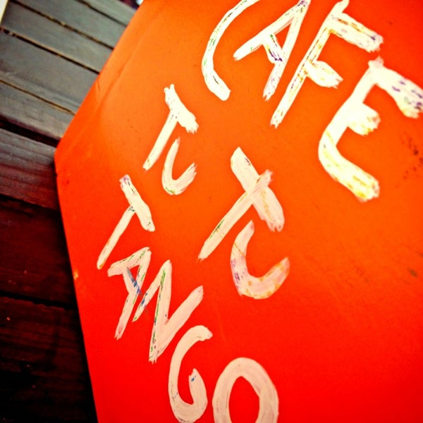 Photo taken at Café Tu Tu Tango by Pulse of C. on 3/9/2013