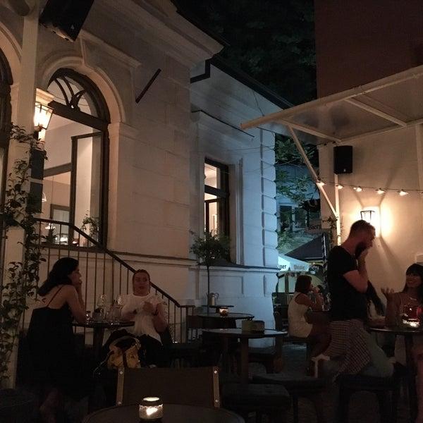 Photo taken at Jasmine Gastro Bar by Mark F. on 6/29/2017