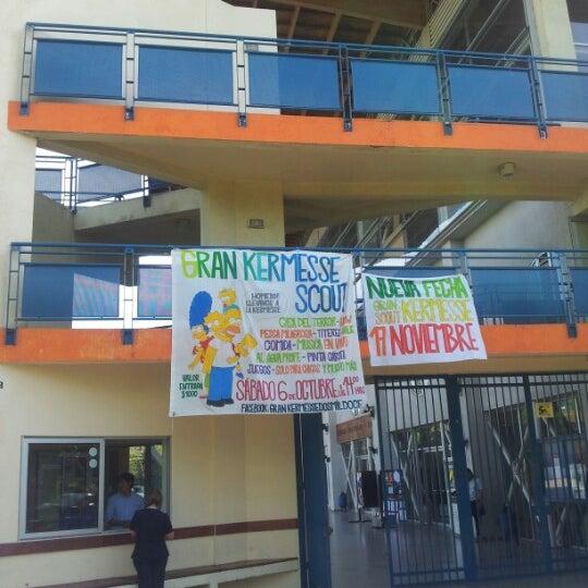 Foto tomada en Colegio San Juan Evangelista por Roxana Andrea N. el 11/14/2012