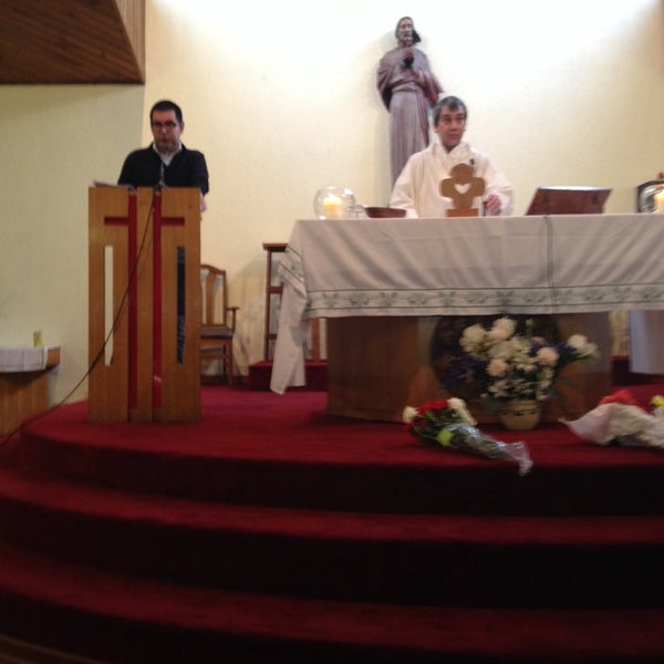 Foto tomada en Colegio San Juan Evangelista por Roxana Andrea N. el 11/18/2013