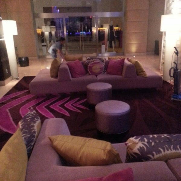 Photo taken at The Perry South Beach Hotel by Mauricio G. on 3/9/2013