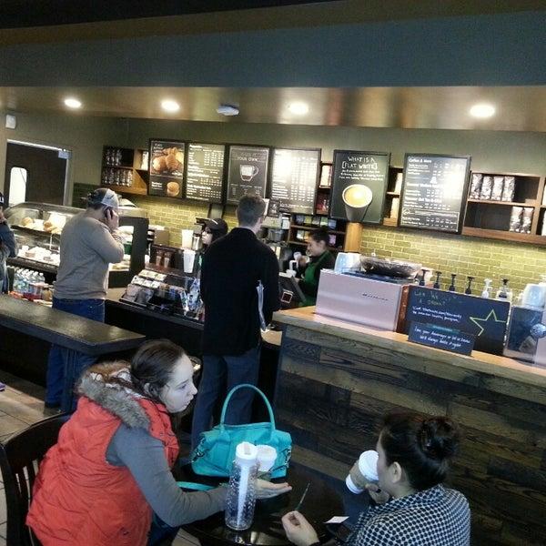 Photo taken at Starbucks by Paul S. on 1/31/2015