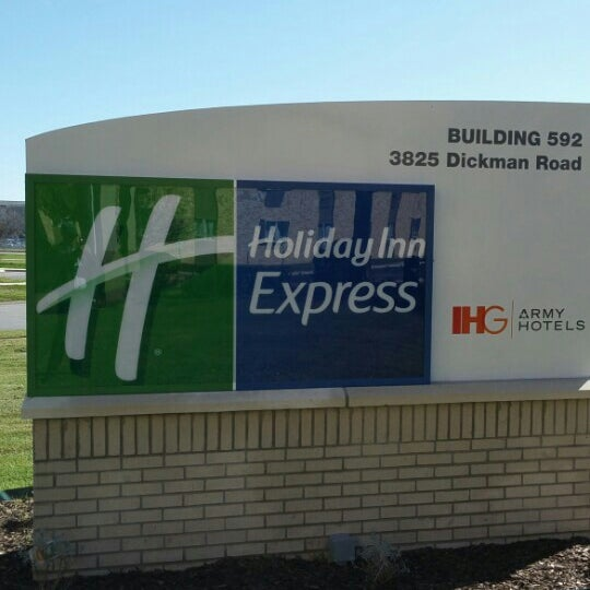 Holiday Inn Express Dallas: Holiday Inn Express, Building 592