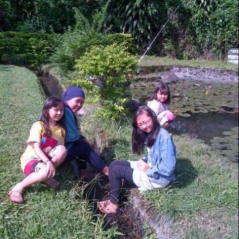 Photo taken at Pemandian Air Panas - Hotel Duta Wisata Guci by Ardhie C. on 11/24/2012