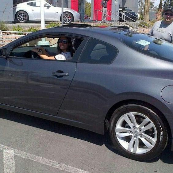 Photo Taken At AutoNation Nissan Las Vegas By Sheena B. On 4/26/