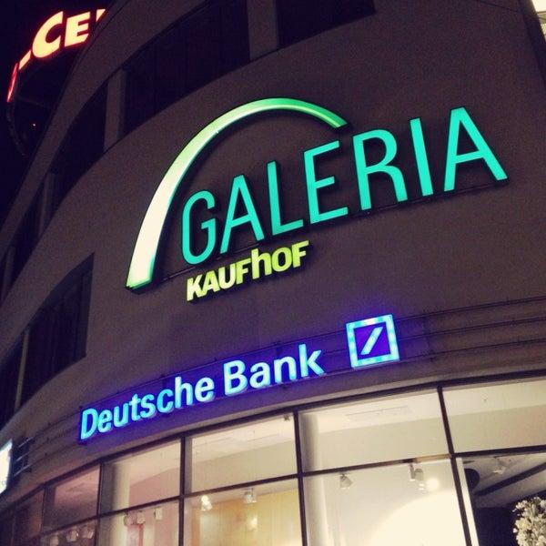 Galeria Kaufhof: Rüdigerstraße