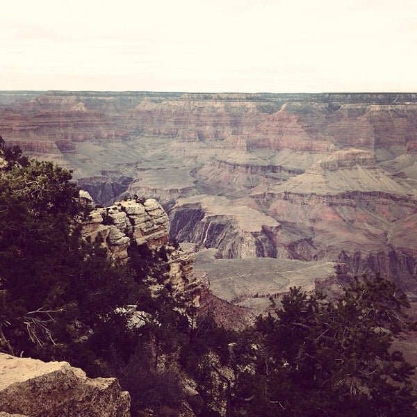 Photo taken at Grand Canyon National Park by Jon L. on 12/12/2012
