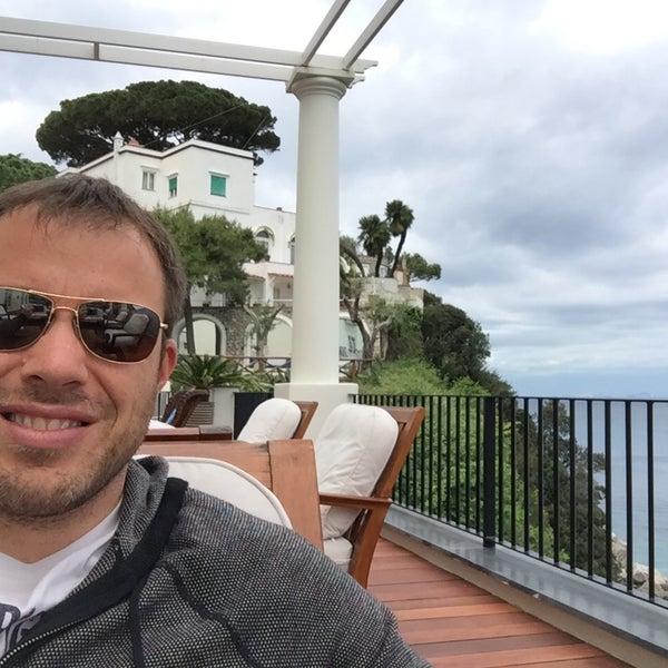 4/26/2016にGermán A.がJK Place Capriで撮った写真