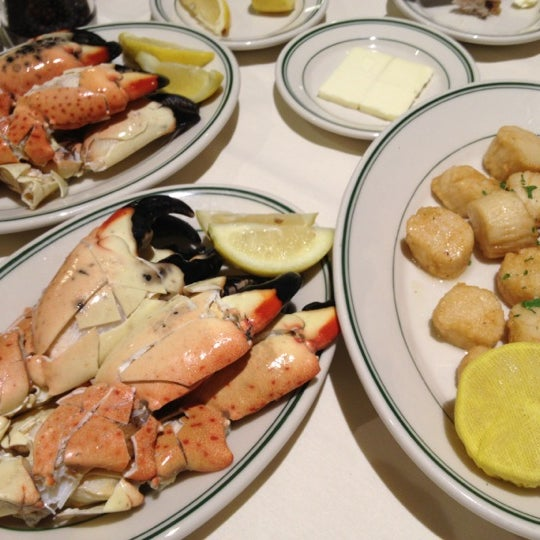 Photo prise au Joe's Seafood, Prime Steak & Stone Crab par A.P. P. le11/1/2012