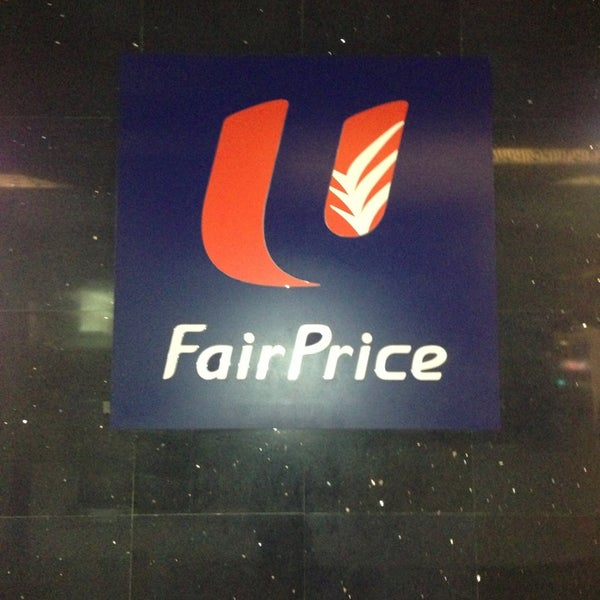 Photo taken at NTUC FairPrice by Lorraine N. on 12/29/2012