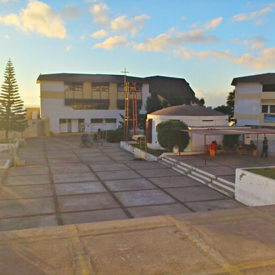 Foto tomada en Universidad Católica del Norte por Antonio C. el 10/22/2012