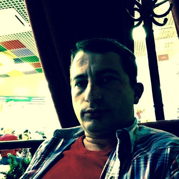 Photo taken at Любо Cafe by akif c. on 11/16/2014