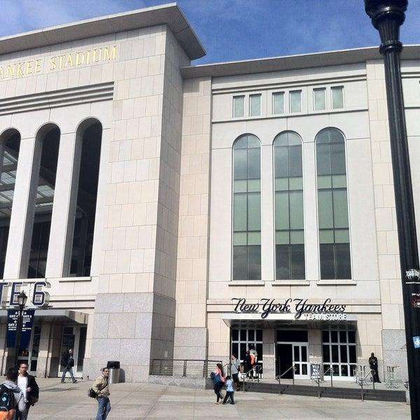 Photo taken at Yankee Stadium by David C. on 10/17/2013