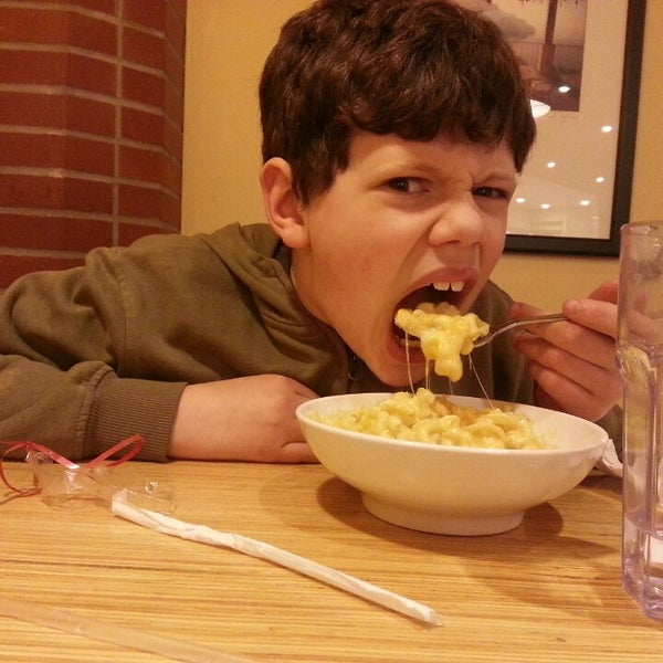 Photo taken at Noodles & Company by Elli F. on 12/24/2013