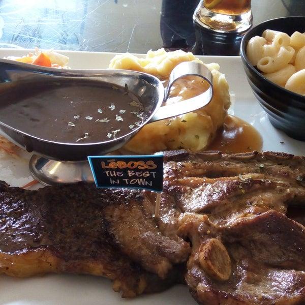 Valuable western food in Lagenda Height!!