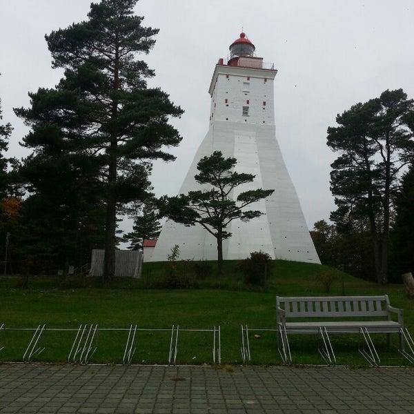 Photo taken at Kõpu tuletorn    Kõpu Lighthouse by Demo V. on 10/5/2013