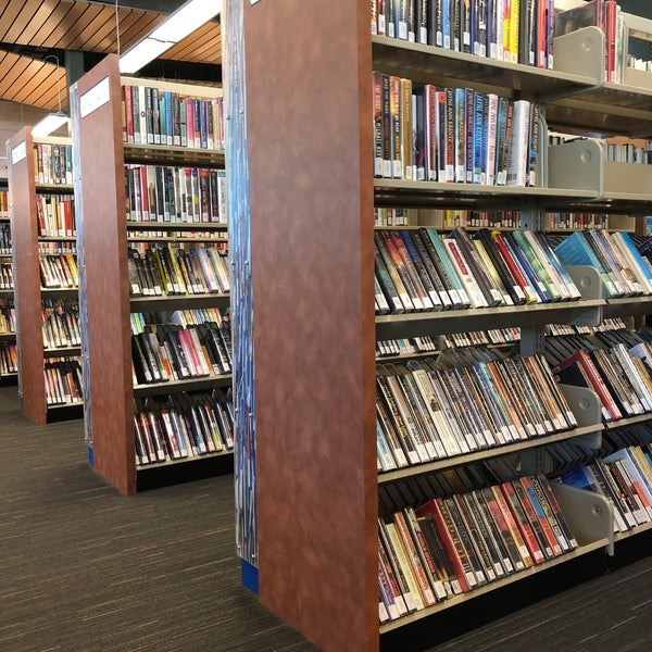 Bud Werner Library - Steamboat Springs, CO
