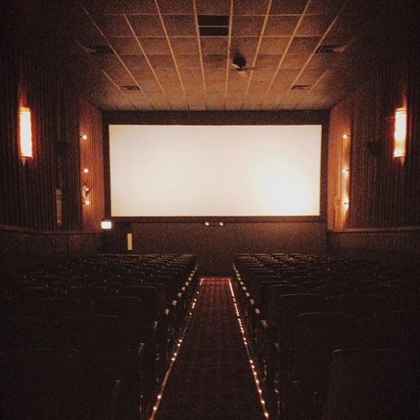 Photo taken at Logan Theatre by Clayton H. on 2/8/2014