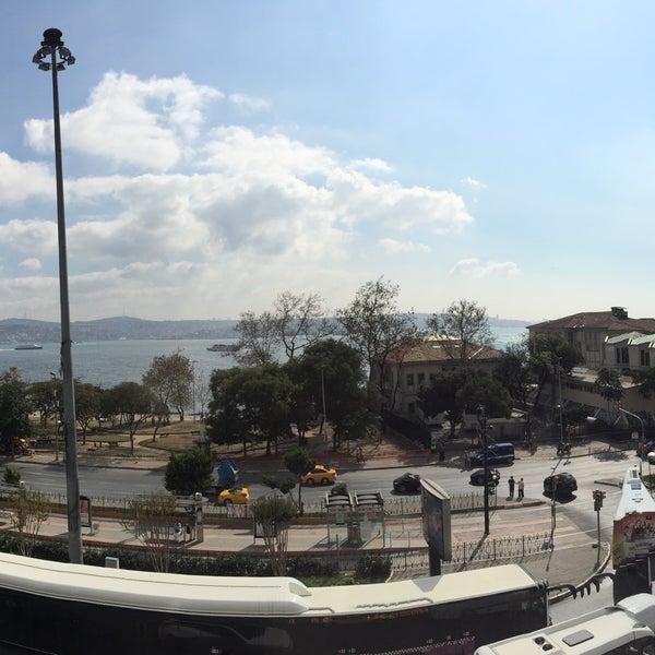 10/2/2016 tarihinde Elif Ç.ziyaretçi tarafından Anjer Hotel Bosphorus'de çekilen fotoğraf