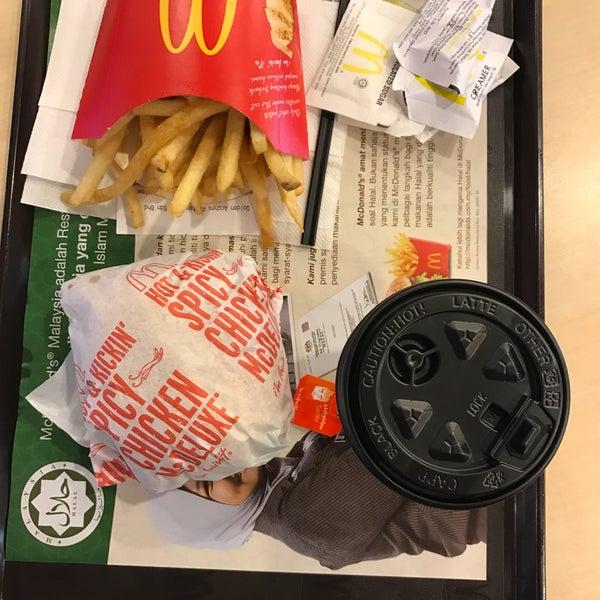 Photo taken at McDonald's by Jack K. on 11/10/2016