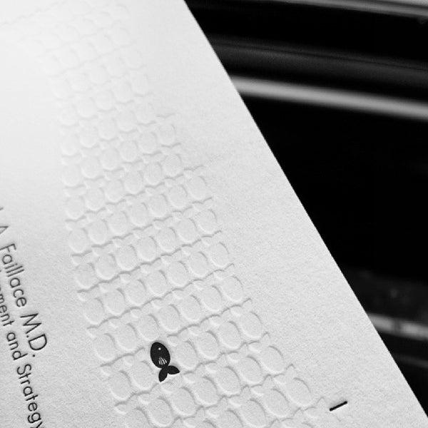 Photo taken at Dolce Press (Design & Letterpress) by Alexandra S. on 10/18/2013