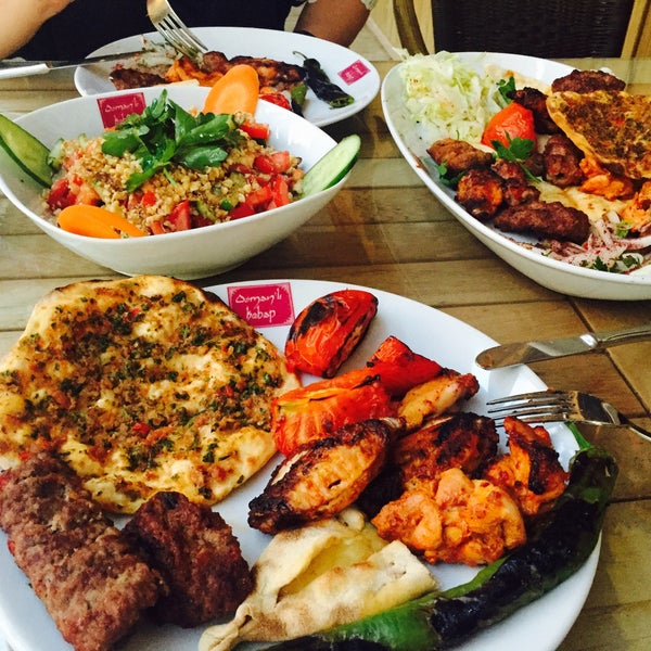 Istanbul Best Food Places