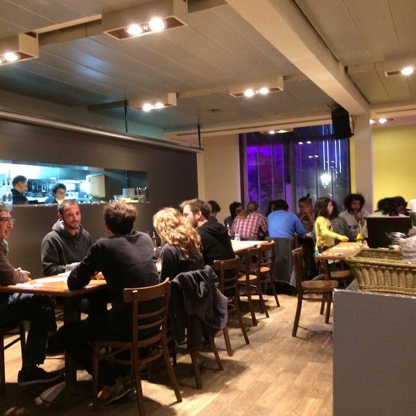 Photo prise au Café Bota par Laurence J. le11/2/2017