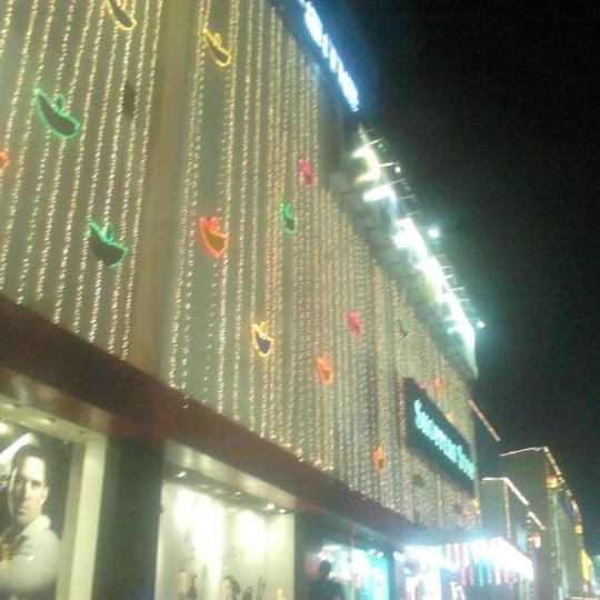 Photo taken at Inorbit Mall by Tanvi D. on 11/8/2012