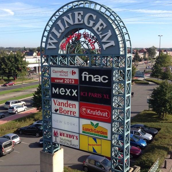 Photo taken at Wijnegem Shopping Center by Olivier D. on 9/28/2013