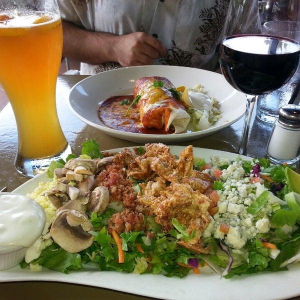 Photo taken at Elephant Bar Restaurant by Barbara N. on 5/4/2013