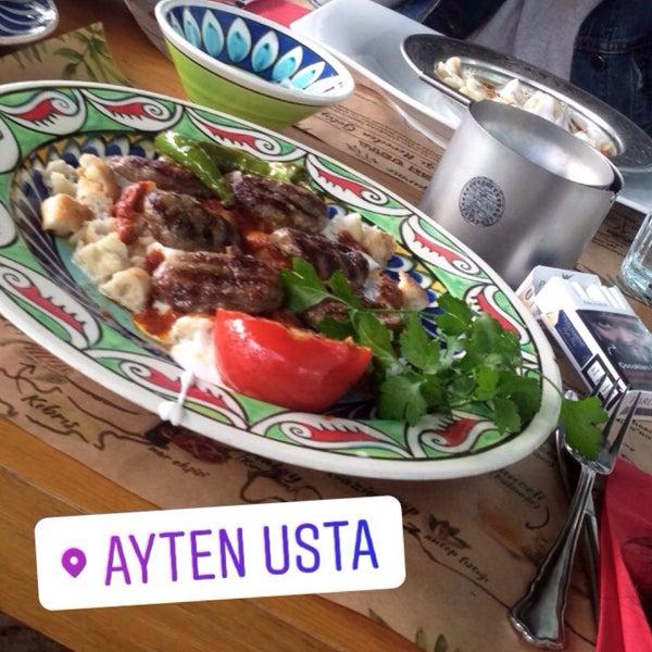 Снимок сделан в Gurme Ayten Usta пользователем Yağmur S. 3/20/2018