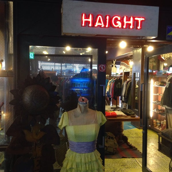 Ashbury Apartments: HAIGHT&ASHBURY
