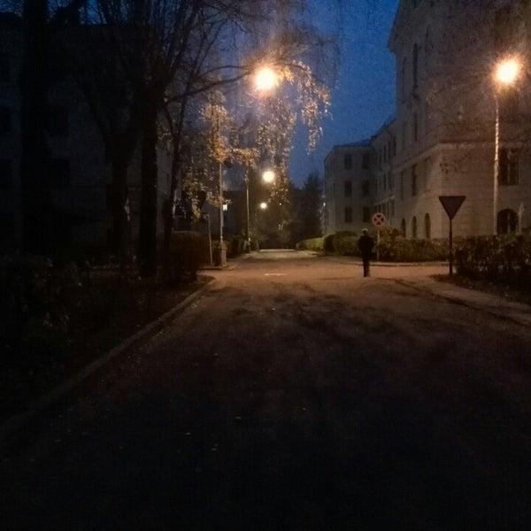 Photo taken at БНТУ корпус 18 ФММП by Анастасия К. on 11/2/2013