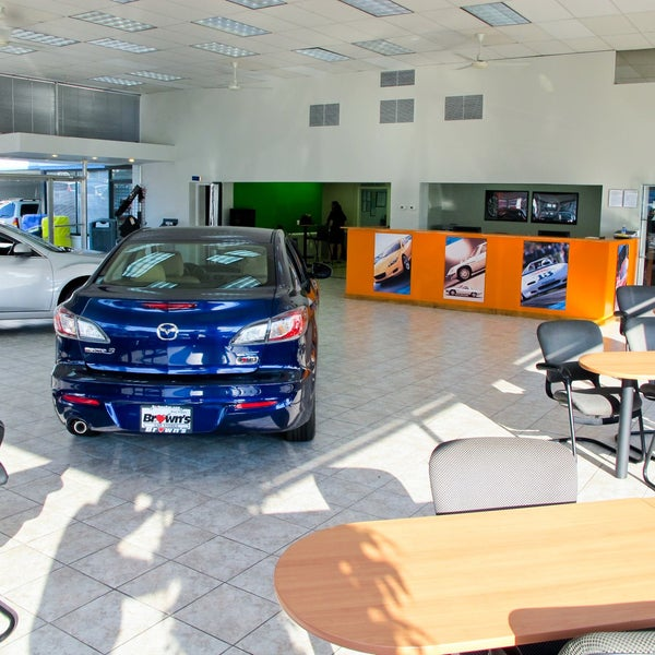 Photos at Brown's Fairfax Mazda - 7 tips from 209 visitors