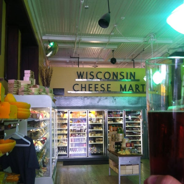 wisconsin cheese stores